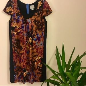 Anthropologie Maeve floral dress - XS
